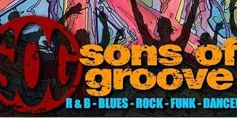 Party at Finnegan's with Sons of Groove