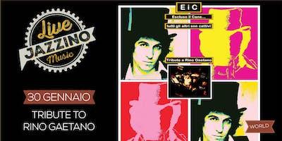 """Escluso il cane """"Rino Gaetano Tribute"""" - Live at Jazzino"""
