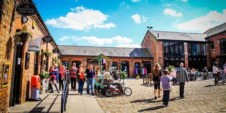 Burscough Wharf Artisan Market 2019 tickets