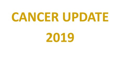 Cancer Update 2019 tickets