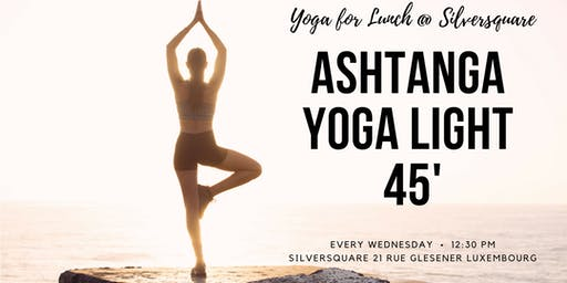 YOGA for LUNCH 45' Luxembourg