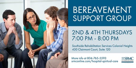 Bereavement Support Group tickets