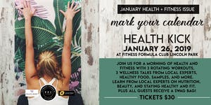 Health Kick 2019: Jump Start Your Health and Wellness...