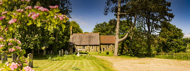 Wolds welcome, walking Lincolnshire's churches image