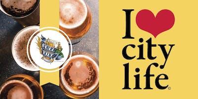 I Heart City Life Happy Hour - February