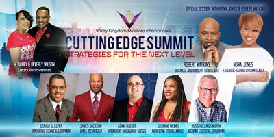 2019 VKMI Summit- CuttingEdge Summit: Strategies For The Next Level