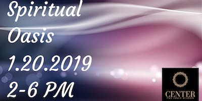 Spiritual Oasis featuring Readings, Healings, Psychics & Sacred Marketplace