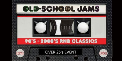 Old School Jams Over Event Free Tickets