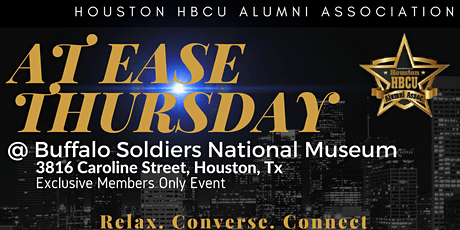 2019 Houston HBCU At Ease Thursday Series tickets