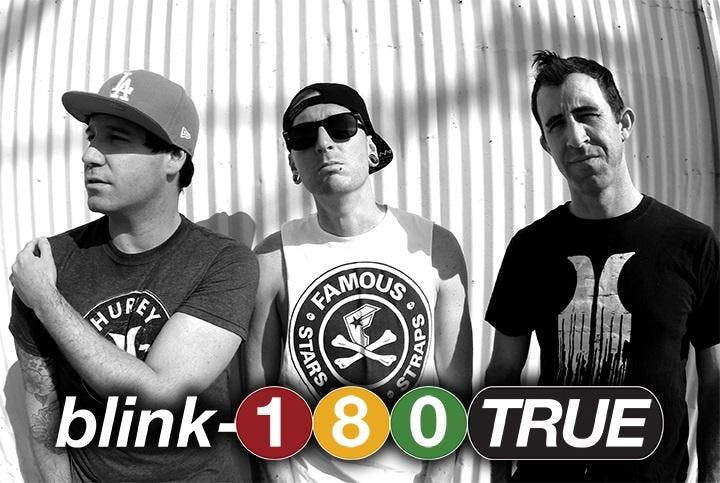 90's Night Live Music (Blink 182 & Green Day Tribute Band)