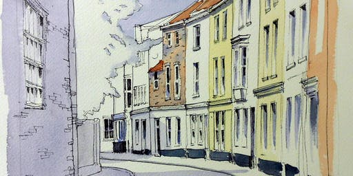 Urban Sketching Workshop with John Harrison