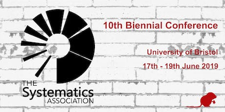 2019 Biennial Conference of the Systematics Association tickets