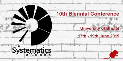 2019 Biennial Conference of the Systematics Association