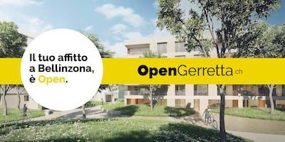 Conferenza Stampa OpenGerretta