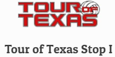 Tour of Texas Stop 1