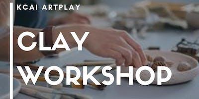 KCAI ArtPlay Clay Workshop