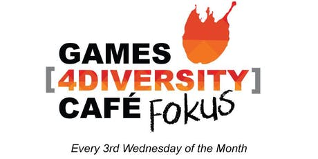 Games [4Diversity] Café Fokus tickets