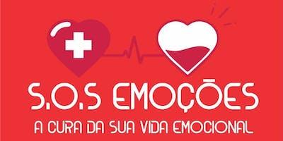 S.O.S Emoções - A Cura da Sua Vida Emocional - SP