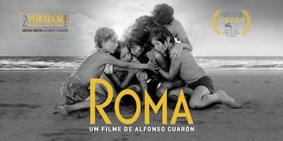 """Sessão especial de \""""Roma\"""" na Cinemateca Capitólio Petrobras - 22/02"""