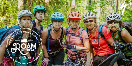 Roam Premiere Retreat @ Bend | Women's MTB Vacation tickets