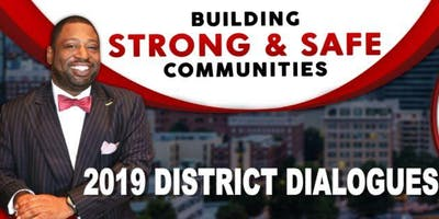 Southeast Senior Center Summer 2019 District Dialogues