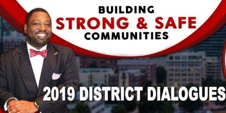 Southeast Senior Center Summer 2019 District Dialogues tickets