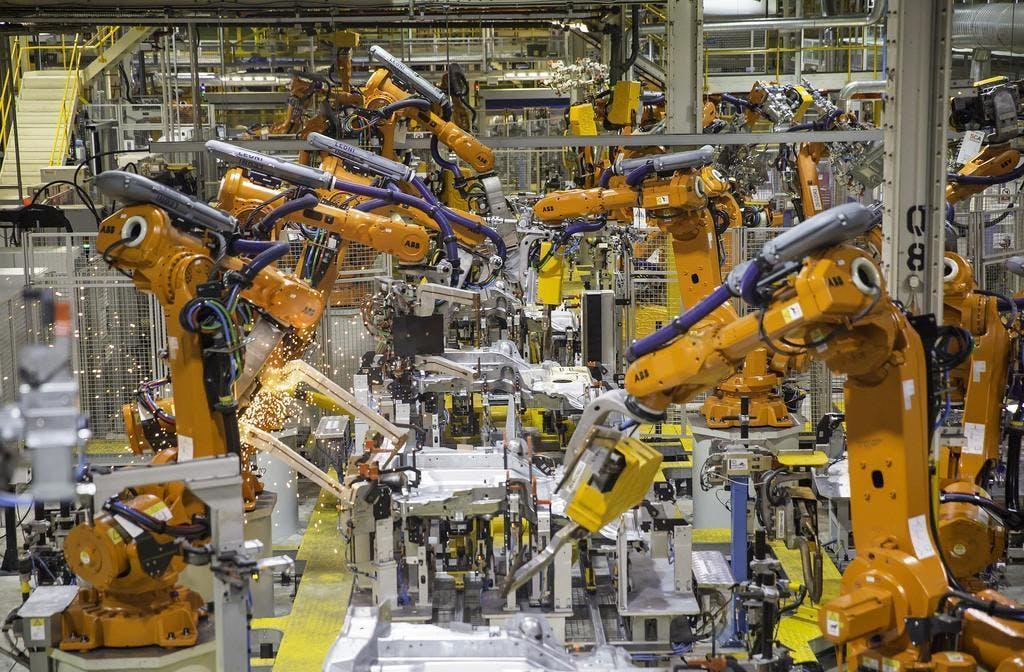 Avaliação de equipamentos industriais: aspeto