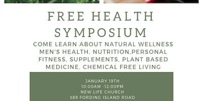 Free Natural Health Symposium!!
