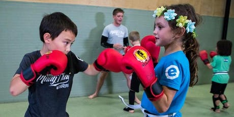 Centennial Martial Arts Summer Camp Ages 4-12 Session 2: July 15th-19th tickets