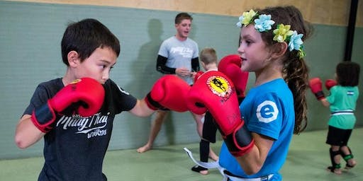Centennial Martial Arts Summer Camp Ages 4-12 Session 2: July 15th-19th