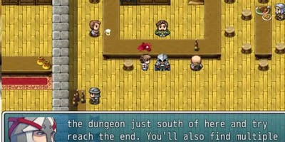 2D Game Creation with RPG Maker Summer Camp (July)