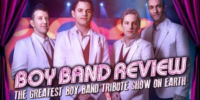Boy Band Review at Wire (Berwyn)