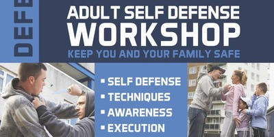 Adult Self Defense Workshop