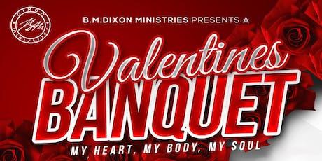 Valentines Banquet tickets