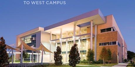 WEST CAMPUS - 6/22/19 - 1:30PM - DE New Student Orientation 2019 tickets