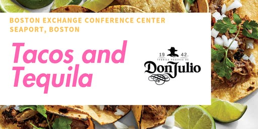 唐·胡里奥献上墨西哥玉米卷和龙舌兰酒