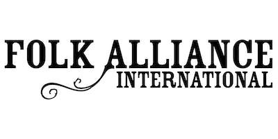 Folk Alliance Austin Reception