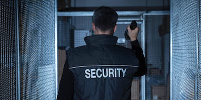 FREE SIA Door Supervisor (Security Guarding) Training Course