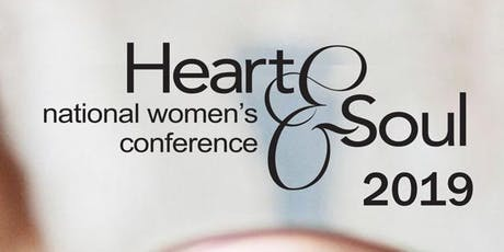 Texas - Heart & Soul Conference 2019 tickets