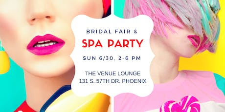 3rd Annual Bridal Spa Party tickets