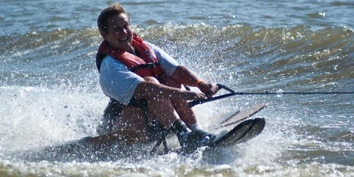 Adaptive Water Ski Clinic at Morse - volunteer sign-up.