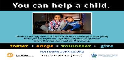 Become A Foster or Adoptive Parent (North Dade Regional)