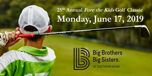 25th Annual Fore the Kids Golf Classic