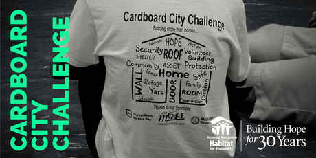 Cardboard City Challenge 2019 tickets