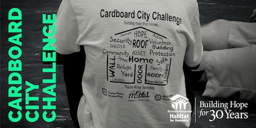 Cardboard City Challenge 2019