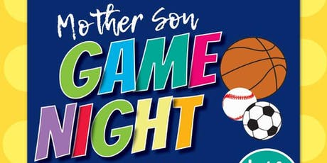 Mother and Son Game Night tickets