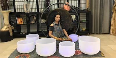 New Moon Crystal Bowl Meditation