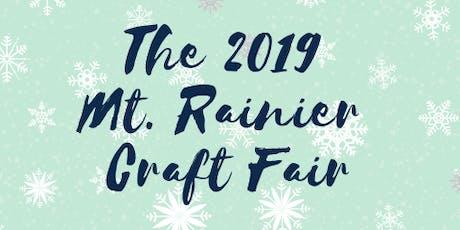 The 2019 Mt. Rainier Craft Fair tickets