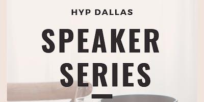 HYP Speaker Series presents Gail Misener