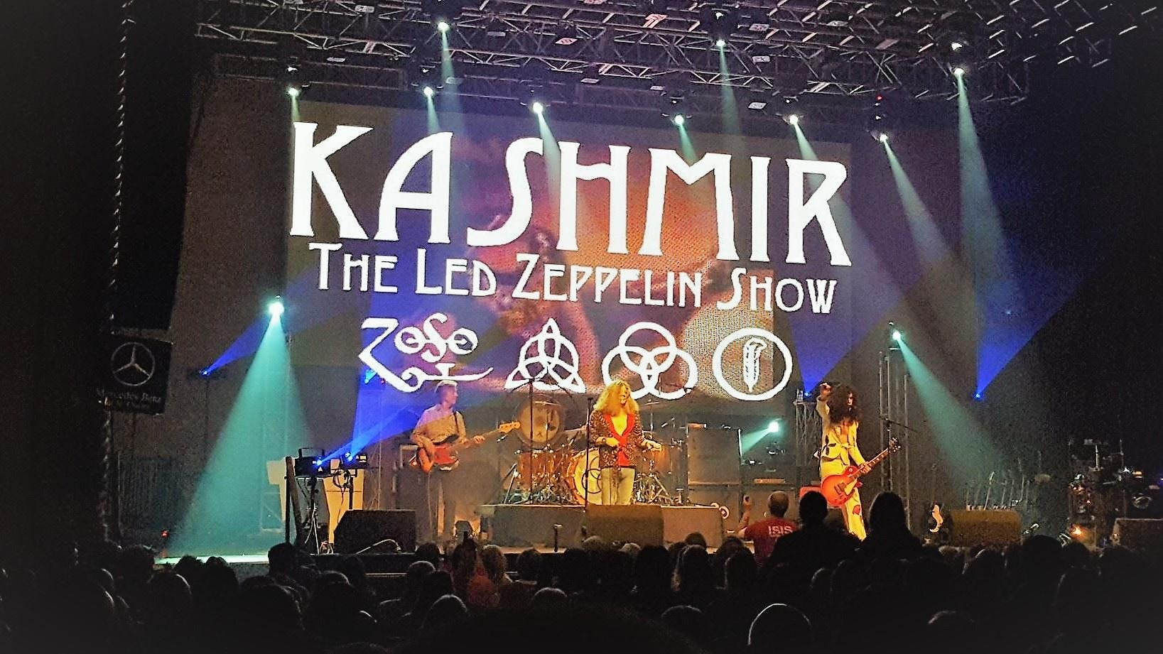 SOLD OUT Kashmir: a Led Zeppelin Tribute
